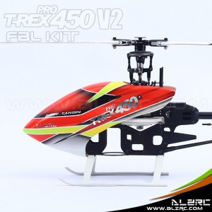 ALZRC - 450 Pro V2 3D Flybar helicopter kit