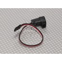 Futaba 6pin Trainer Port Plug to JR Male Servo plug (1pcs/bag)