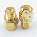 Coax RF Connector Adapter RP-SMA male To RP-SMA female