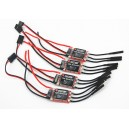 Mystery 4PCS 2-3s SimonK 12A Brushless ESC for quadcopter