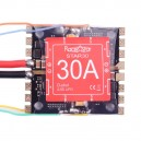Регулятор Racerstar Star30 30A Blheli_S 2-5S 4 In 1 Detachable ESC Support Dshot600 Ready for Racing Drone
