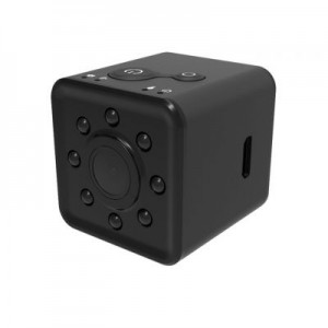 Мини камера SQ13 HD 1080P Night Vision Sport Outdoor DV Mini Camera с аквабоксом