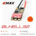 Регулятор Emax Formula 45A BLHeli32 32Bit Dshot1200 ESC for RC Quadcopter