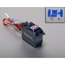BMS-616DMG+HS Высокоскоростной цифровой сервопривод с металлическим редуктором, гоночный 10.2кг / .12сек / 46.5г