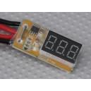 Простой ампервольтметр для тестирования силовой установки в онлайн режиме