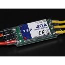 Регулятор Hobbyking YEP 40A (2~6S) SBEC Brushless Speed Controller
