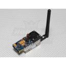 5.8ГГц, 500mВт, 8 канальный AV передатчик для FPV