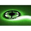 Светодиодная лента (зелёный цвет) 3 светодиода (5см)