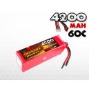 4200mAh 60C 6S (22.2v) Billowy Power LiPo аккумулятор