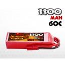 3300mAh 60C 6S (22.2v) Billowy Power LiPo аккумулятор