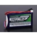 Аккумулятор Turnigy nano-tech 2100mAh 2S1P 20C LiFePo4 для передатчика Futaba