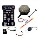 Комплект Newest Original Radiolink PIXHAWK Flight Controller M8N GPS for AT9/AT10 Remote Controller OSD DIY RC Multicopter Drone