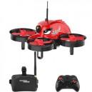 Микро квадрокоптер Eachine E013 Micro FPV RC Drone Quadcopter With 5.8G 1000TVL 40CH Camera VR006 VR-006 3 Inch Goggles