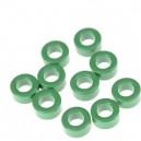 Магнитомягкие ферритовые кольца под лаком 10x6x5  (5 штук)