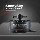 Бесколлекторный мотор SUNNYSKY 2206 kv1500 (25г)
