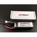 2200mAh 45~90C 3S (11.1V) AHTECH LiPo аккумулятор XT60
