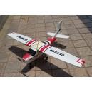 РУ модель самолета - Cessna 182 кит. Размах крыла 1200мм.