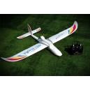 РУ модель планера - X-UAV Sky Surfer X8 кит. Цвет - красный. Размах крыла 1400мм.