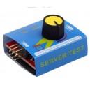 Мультифункциональный тестер серво 3 канальный CCPM блок проверки 4.8 6V