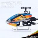 ALZRC T-Rex 450 Pro V2 FBL KIT No Electronic
