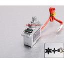 BMS-385DMAX Цифровой сервопривод с металлическим редуктором 4.2кг/ 0,15сек / 16.5г
