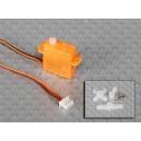 Цифровая сервомашинка HK-5320 формата Ultra-Micro 1.7 гр / 0.05sec / 0.075 кг